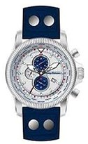 Tommy Bahama RELAX Men's 10022901 Paradise Pilot Dual Time Chronograph (Air) Analog Display Japanese Quartz Blue Watch