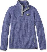 L.L. Bean Women's Bean's Sweater Fleece Pullover