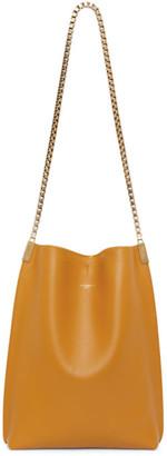 Saint Laurent Yellow Small Suzanne Bag