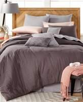 Baltic Linens CLOSEOUT! Washed Linen 14-Pc. Queen Comforter Set