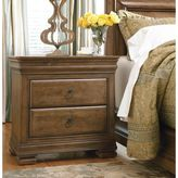 Universal Furniture Pennsylvania House Cognac Nightstand