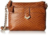 Jack Rogers Celeste Small Weave Cross Body