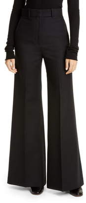 KHAITE The Bernadette Water Resistant Cotton Twill Pants