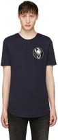 Diesel Black Gold Navy Scorpio T-Shirt