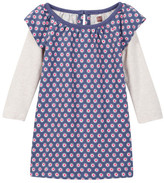 Tea Collection La Planta Double Decker Dress (Baby Girls)