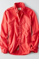 American Eagle Outfitters AE Garment Dyed Oxford Shirt