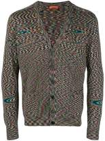 Missoni patterned V-neck cardigan
