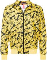 Kappa printed zip jacket