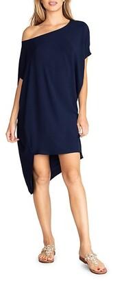 Trina Turk Radiant Asymmetric Dress
