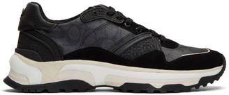 Coach 1941 Black C 143 Sneakers