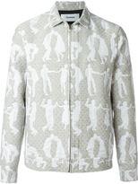 Chalayan 'Cuban Life' jacquard jacket