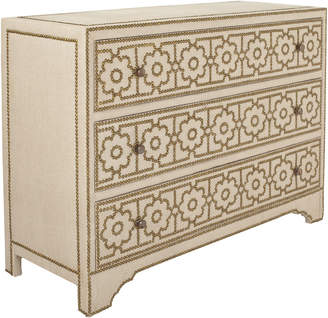 OKA Durbar Chest of Drawers - Natural