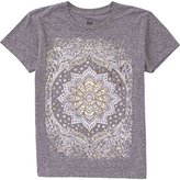 Billabong Junior's Mandala Tapestry Short Sleeve T-Shirt