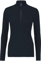 Sandro Rib-knit turtleneck sweater