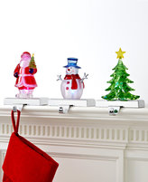 Holiday Lane Christmas Light Up Acrylic Stocking Holder