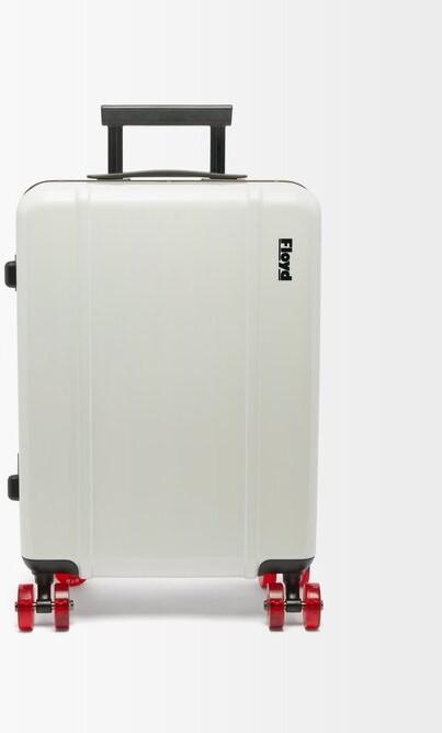 Floyd Cabin Suitcase - White