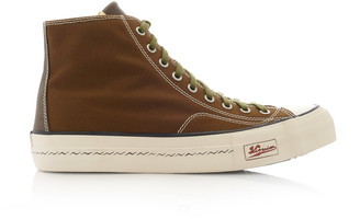 Visvim Skagway High-Top Canvas Sneaker