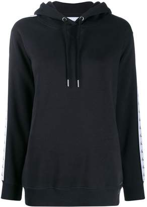 Calvin Klein Jeans logo tape hoodie