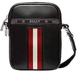 Bally Men's High Point Heyot Leather Crossbody Bag