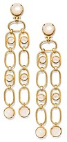 Tory Burch Cabochon Drop Earring