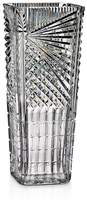 """Waterford House of Crystal Martin Ryan Dunmore Square Vase, 14"""""""