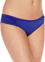 Liz Claiborne Solid Hipster Swimsuit Bottom