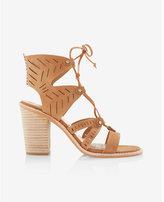 Express dolce vita luci heeled sandals