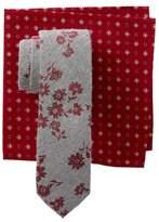 Original Penguin Verdasco Floral 2-Piece Tie Box Set