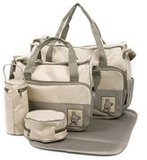 Baby Lovess Multifunction Baby Travel Diaper Tote Bag