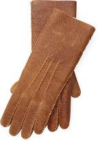 Ralph Lauren Shearling Gloves