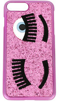 Chiara Ferragni 'Flirting' iPhone 7 case - women - plastic - One Size