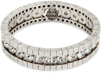 Philippe Audibert 'Lili' Swarovski crystal stretch bracelet