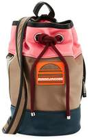 Marc Jacobs Small Sport Sling Colorblock Backpack Bag