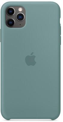 Apple iPhone 11 Pro Max Silicone Case - Cactus