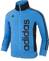 adidas Boys 2-7 Long Sleeve Jacket