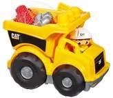 Mega Bloks First Builders CAT Lil' Dump Truck