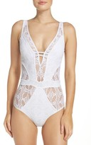 Becca Women's Color Play One-Piece Swimsuit
