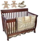 Kids Line F.a.o Schwarz 7 Piece Manhattan Crib Set