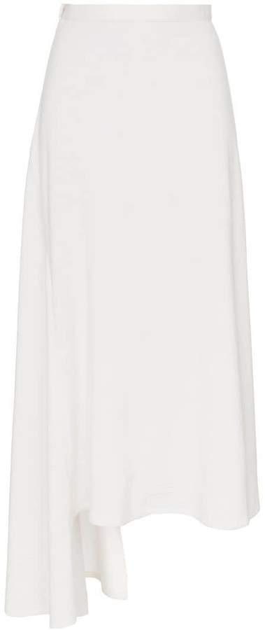 8baff40b72 Wool Midi Skirt - ShopStyle