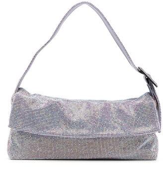 Benedetta Bruzziches Buckle-Detail Shoulder Bag