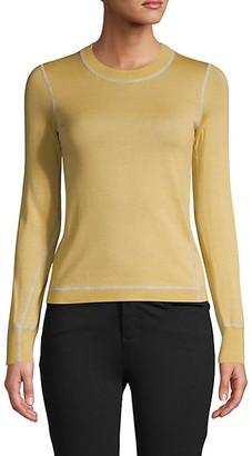 Rag & Bone Crewneck Wool Sweater