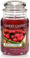 Yankee Candle Large Jar - Black Cherry