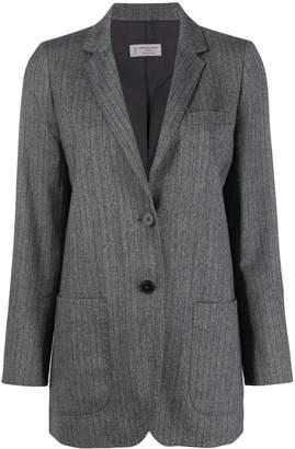 Alberto Biani striped blazer