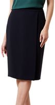 Hobbs Catherine Skirt, Navy