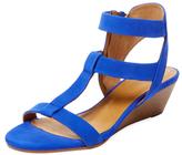 Coclico Ki Leather Wedge Sandal