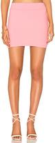 Susana Monaco Slim Skirt in Pink