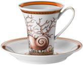 Versace Les Étoiles de la Mer Coffee Cup & Saucer