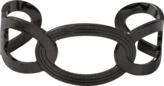 Rebecca Elizabeth Circle Cuff Bracelet