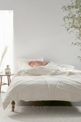 Urban Outfitters Eden Tufted Duvet Cover