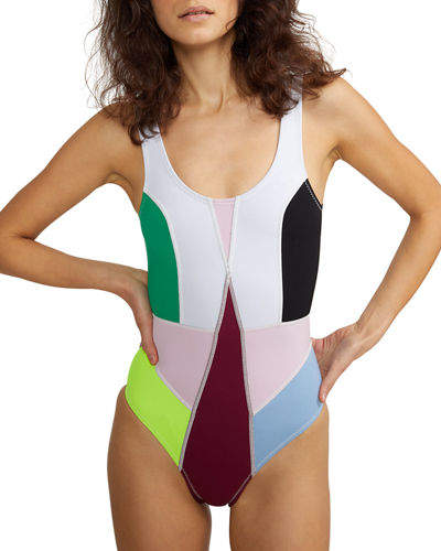 377c1c22b4a Cynthia Rowley One Piece Swimsuits - ShopStyle